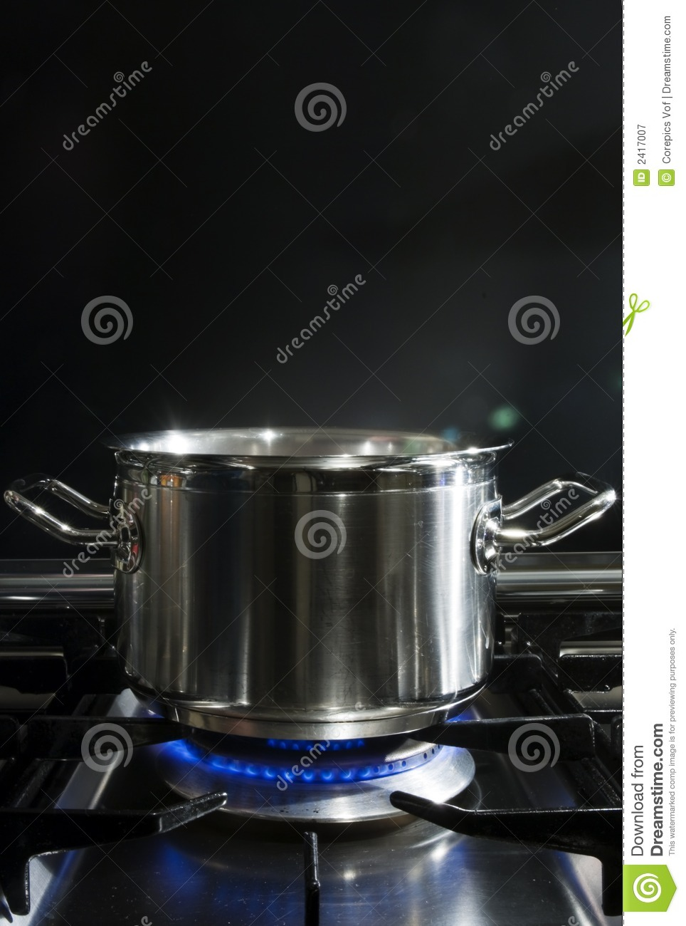 Cooking on Gaz