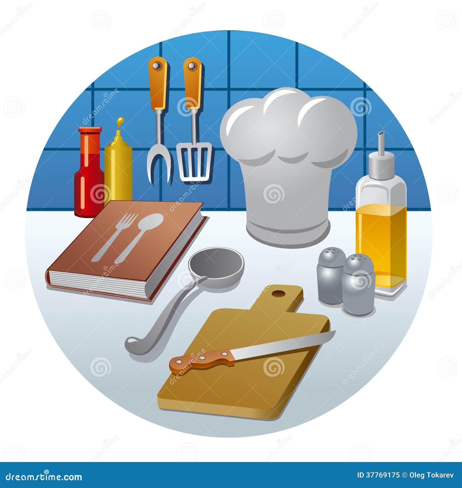 Kitchen knife icon