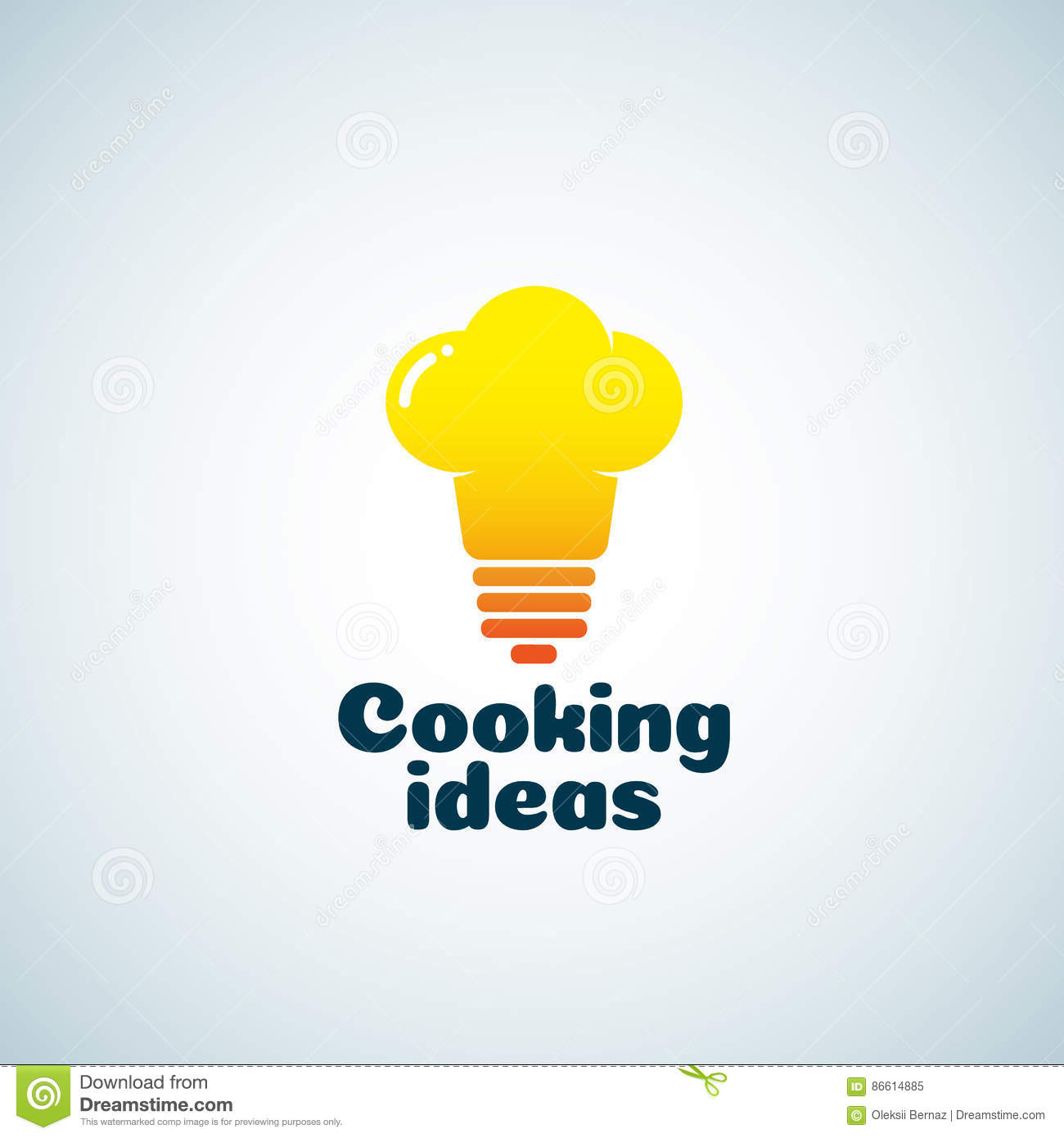 0b9f5f05af0 Cooking Ideas Abstract Vector Sign