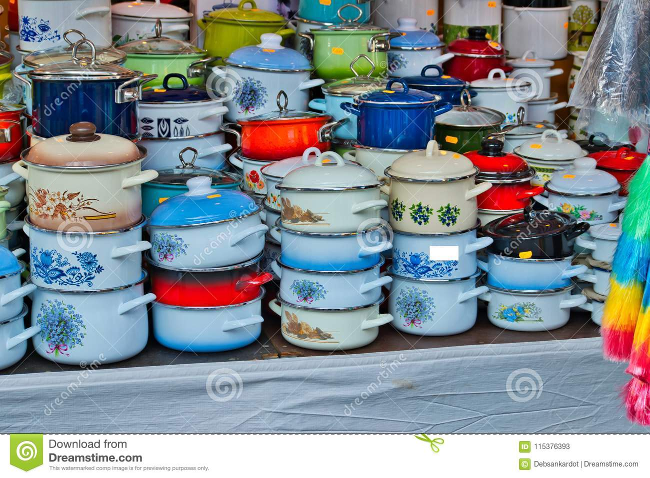 Cooking pot container for sale.