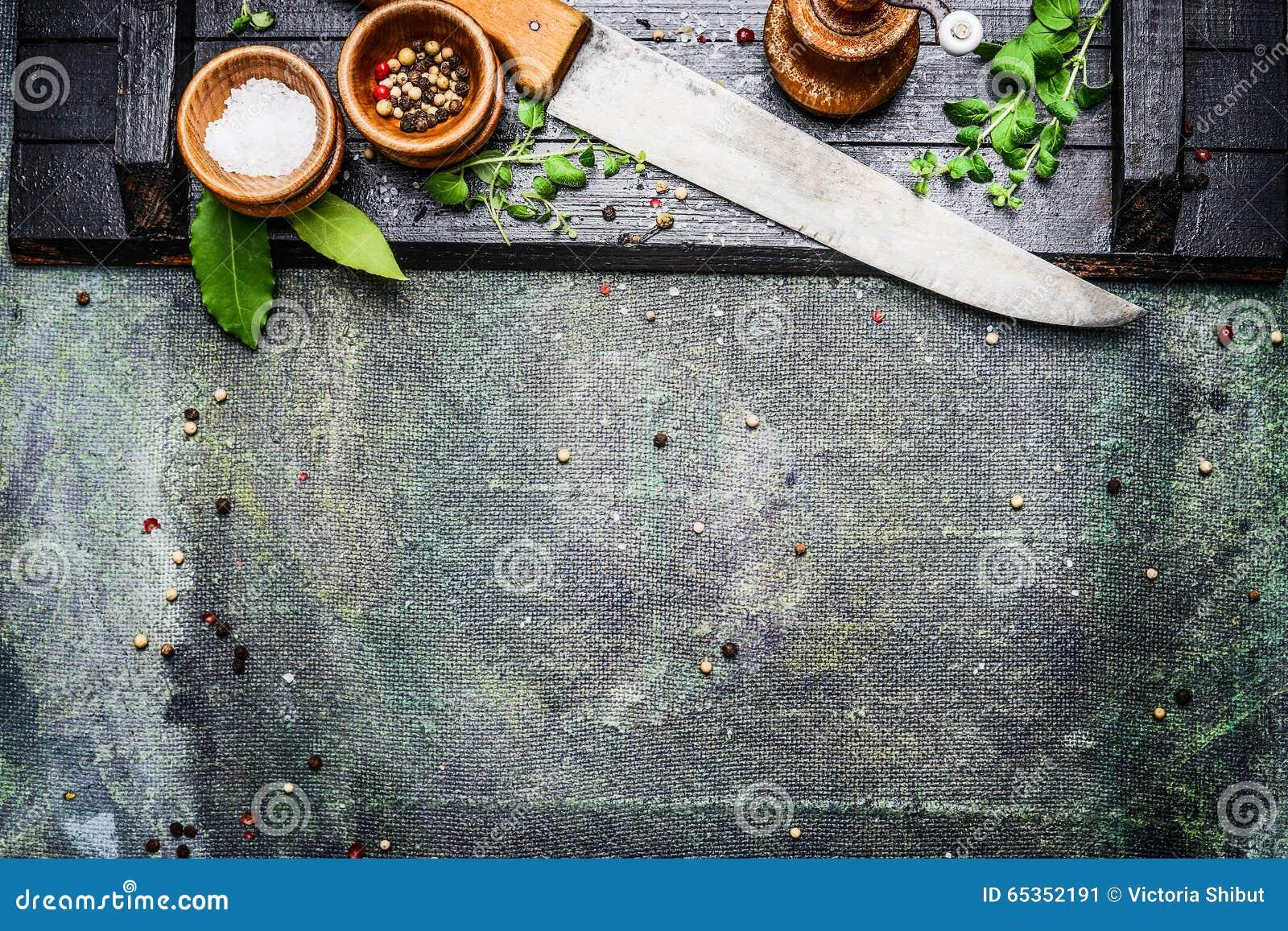 Kitchen Knife Set Banner