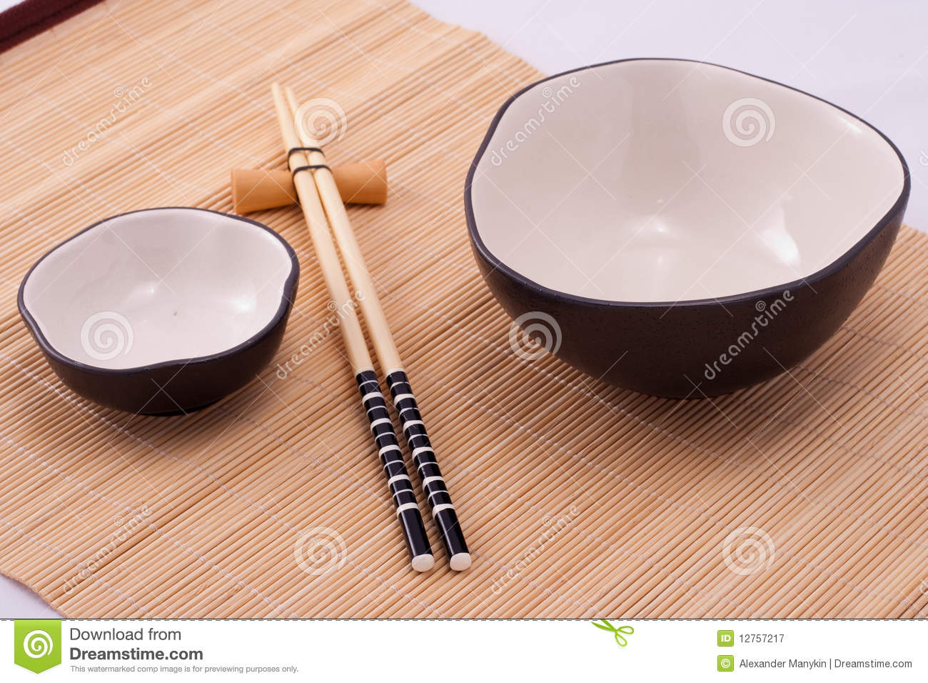 Cookware japanese cuisine royalty free stock photography for Art and cuisine ceramic cookware