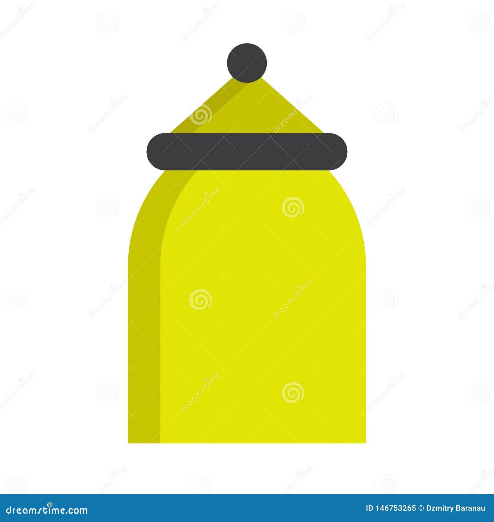 Cookware symbolu kuchni domowy wn?trze R?koje?ci dishware zielonego kulinarnego narz?dzia wektorowa p?aska ikona