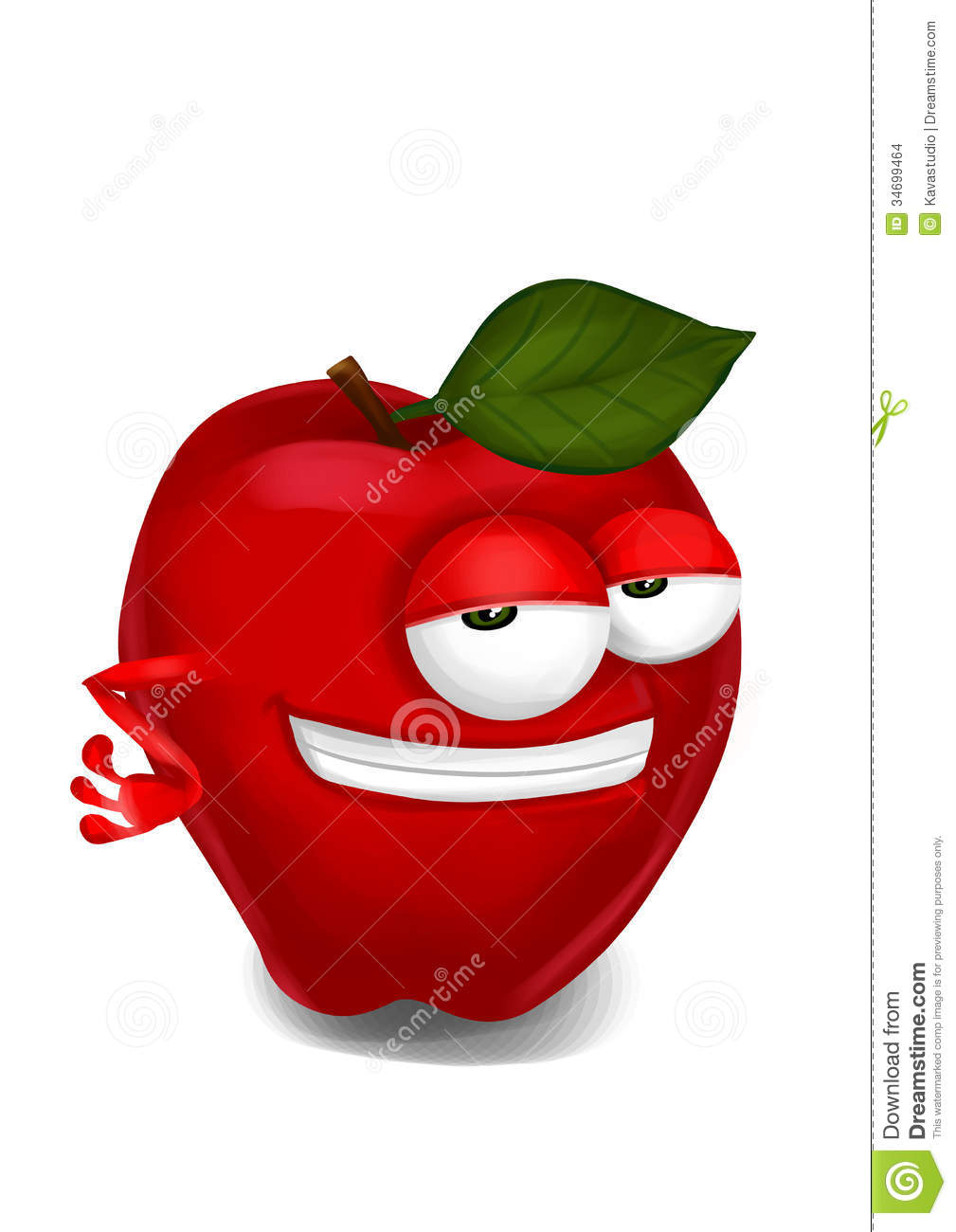 cool apple stock images - image: 34699464