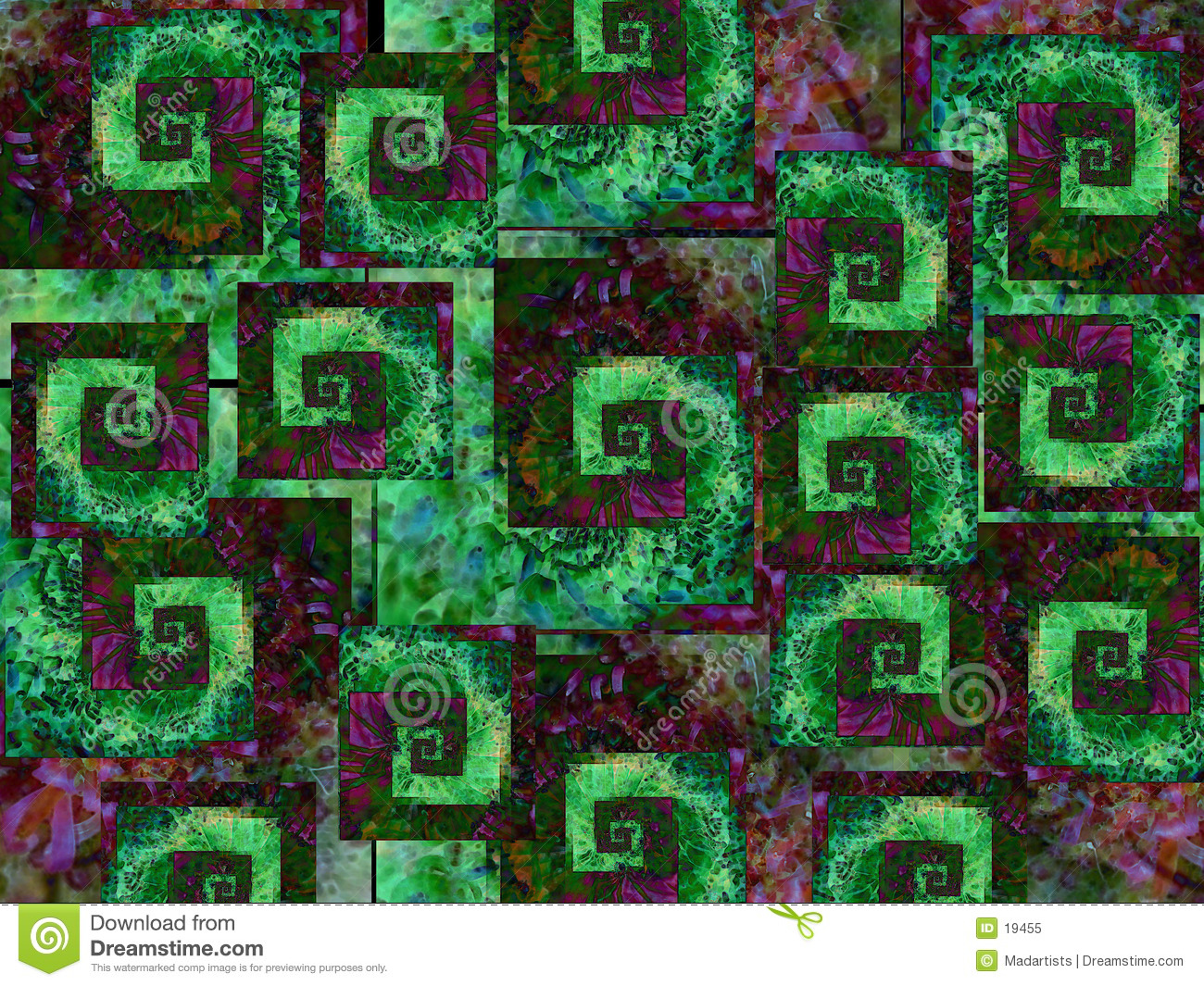 Cool Backgrounds Green Purple