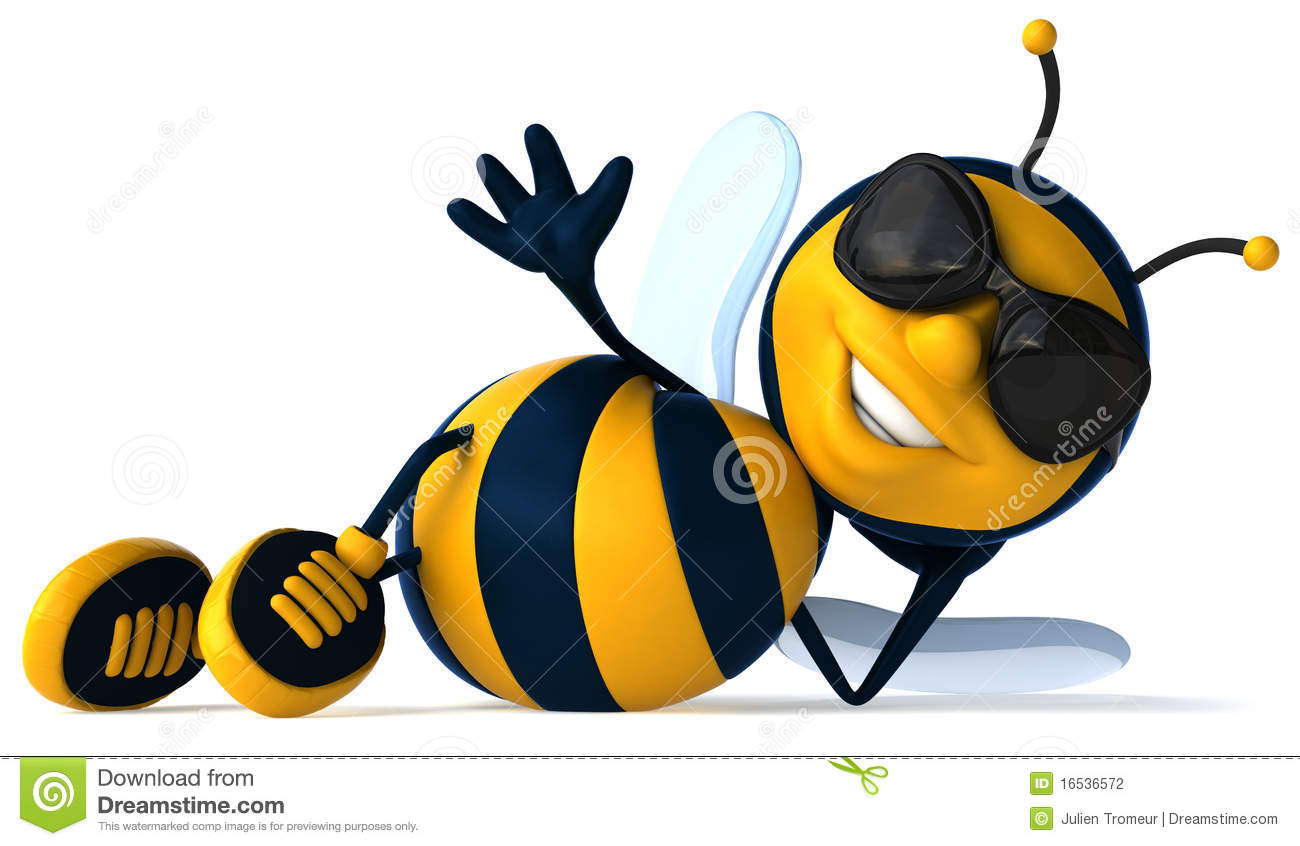 Black Bumble Bee >> Cool Bee Stock Photography - Image: 16536572