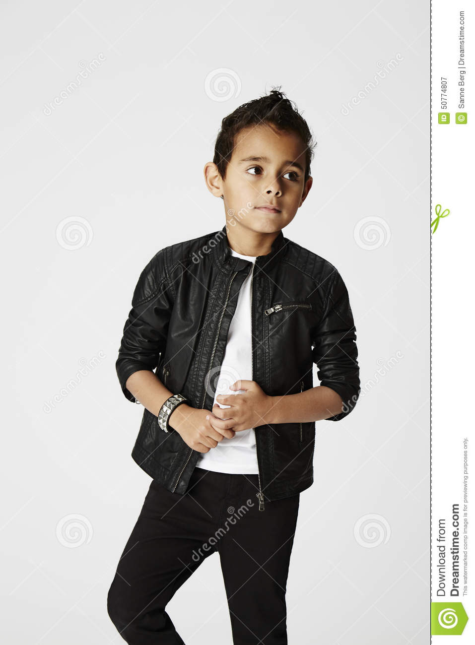 Cool Leather Jackets For Boys images