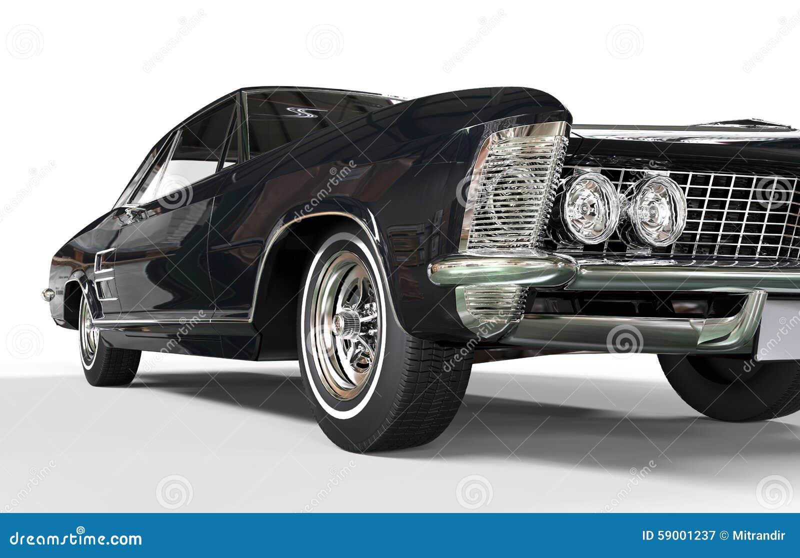 Antique Automobile Headlamps : Cool classic car headlight shot stock illustration image