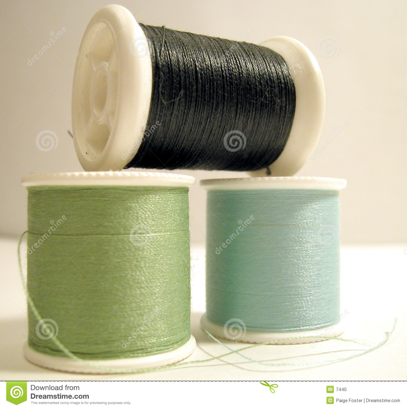 Cool Colored Thread