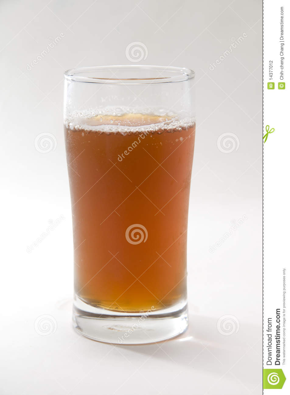 The Cool Drink Stock Photography - Image: 14377012