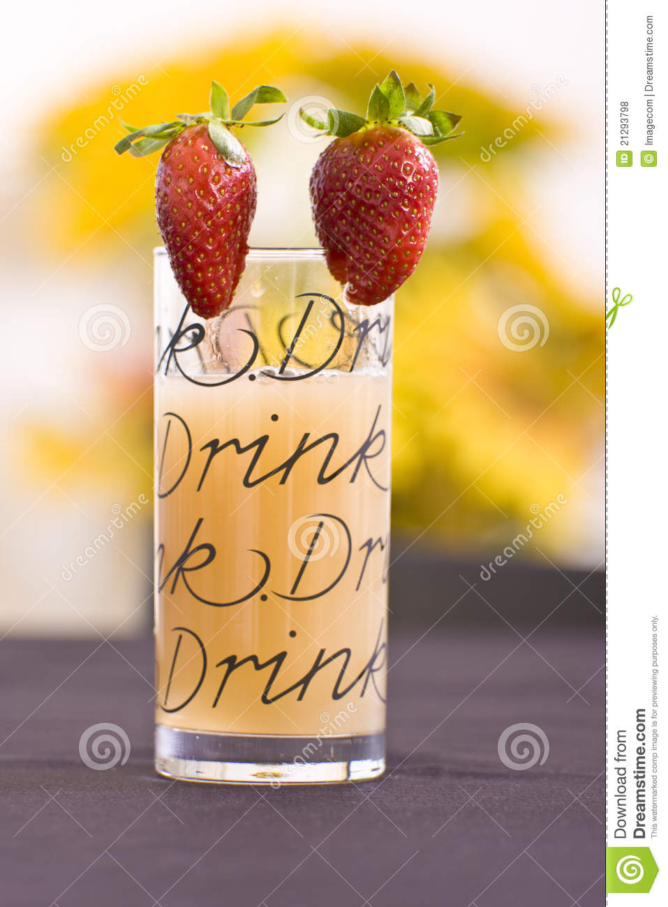 Cool Drink Royalty Free Stock Photos - Image: 21293798