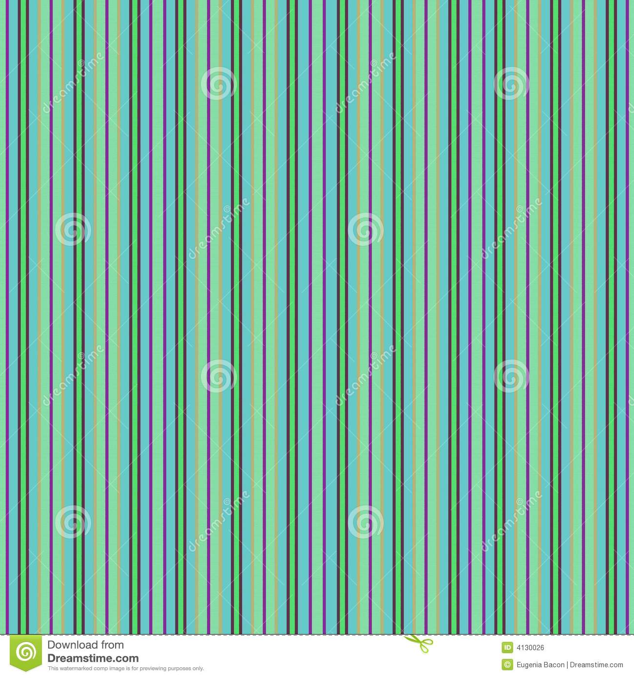 Cool Green And Blue Striped Background Royalty Free Stock ...