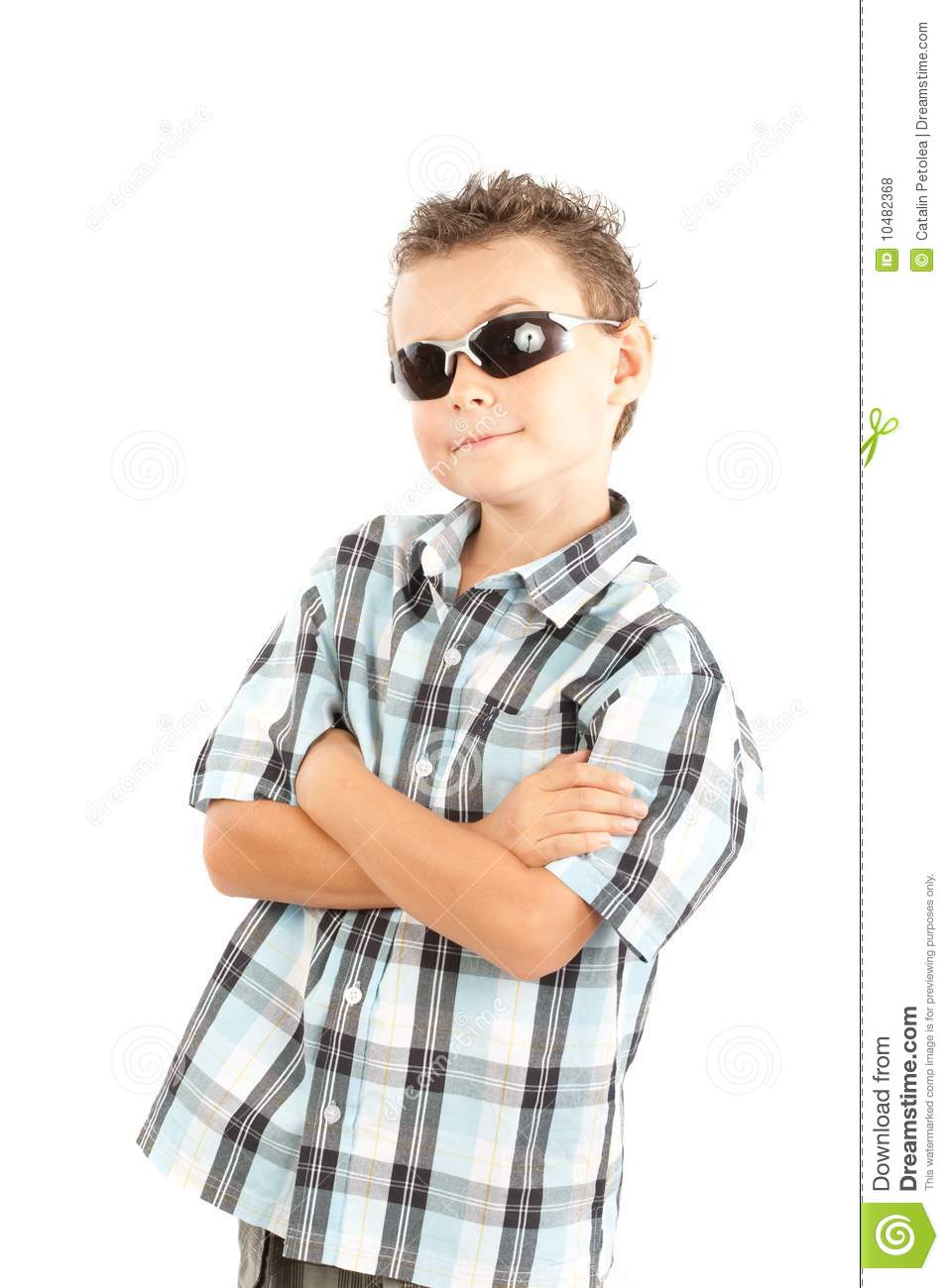Cool Kid Royalty Free Stock Photos Image 10482368