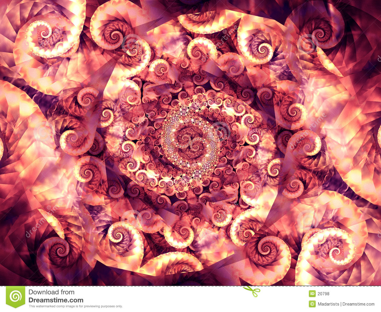 cool spirals swirls textures royalty free stock photos - image: 20798