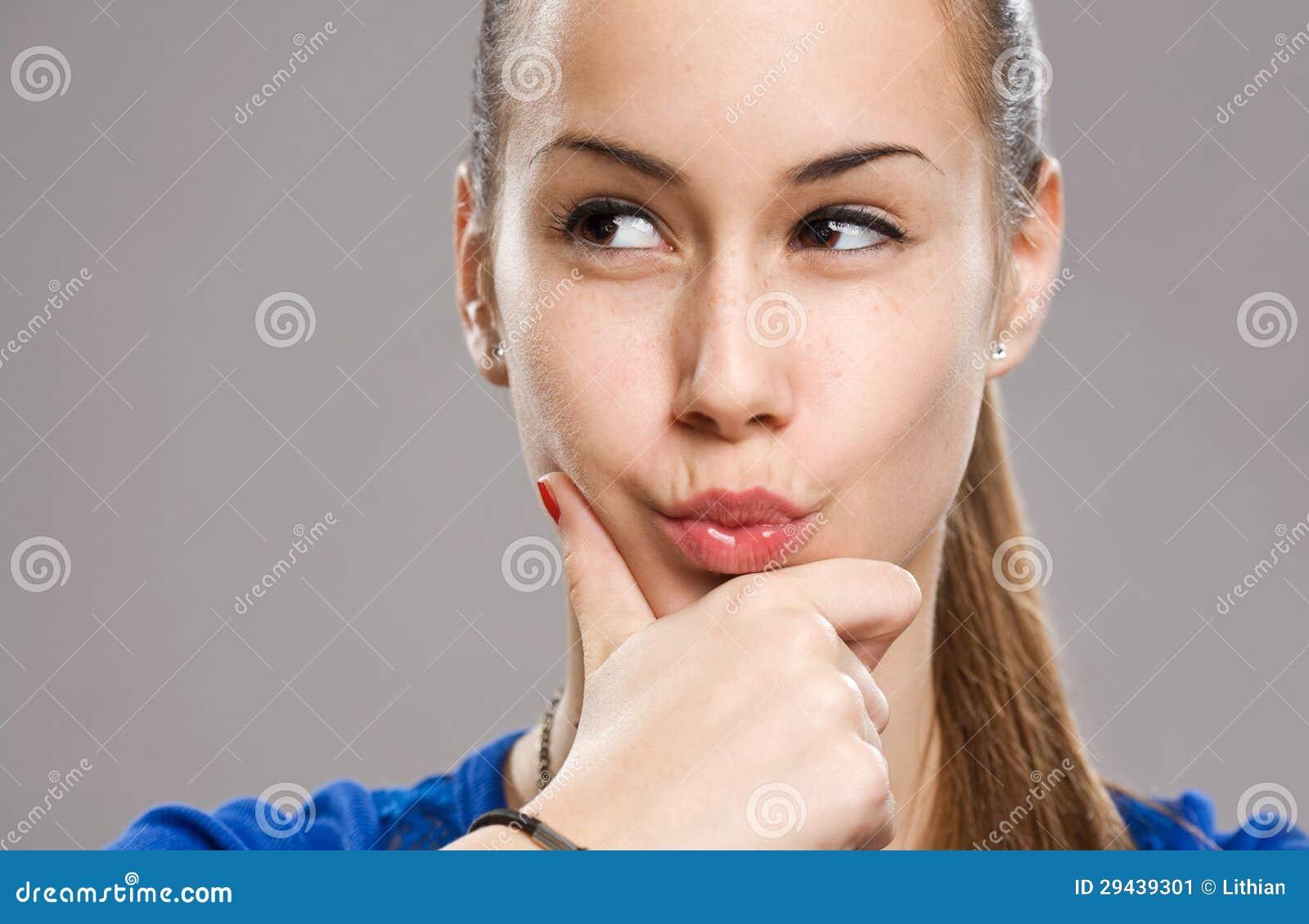 Cool Teen Girl Stock Image Image 29439301