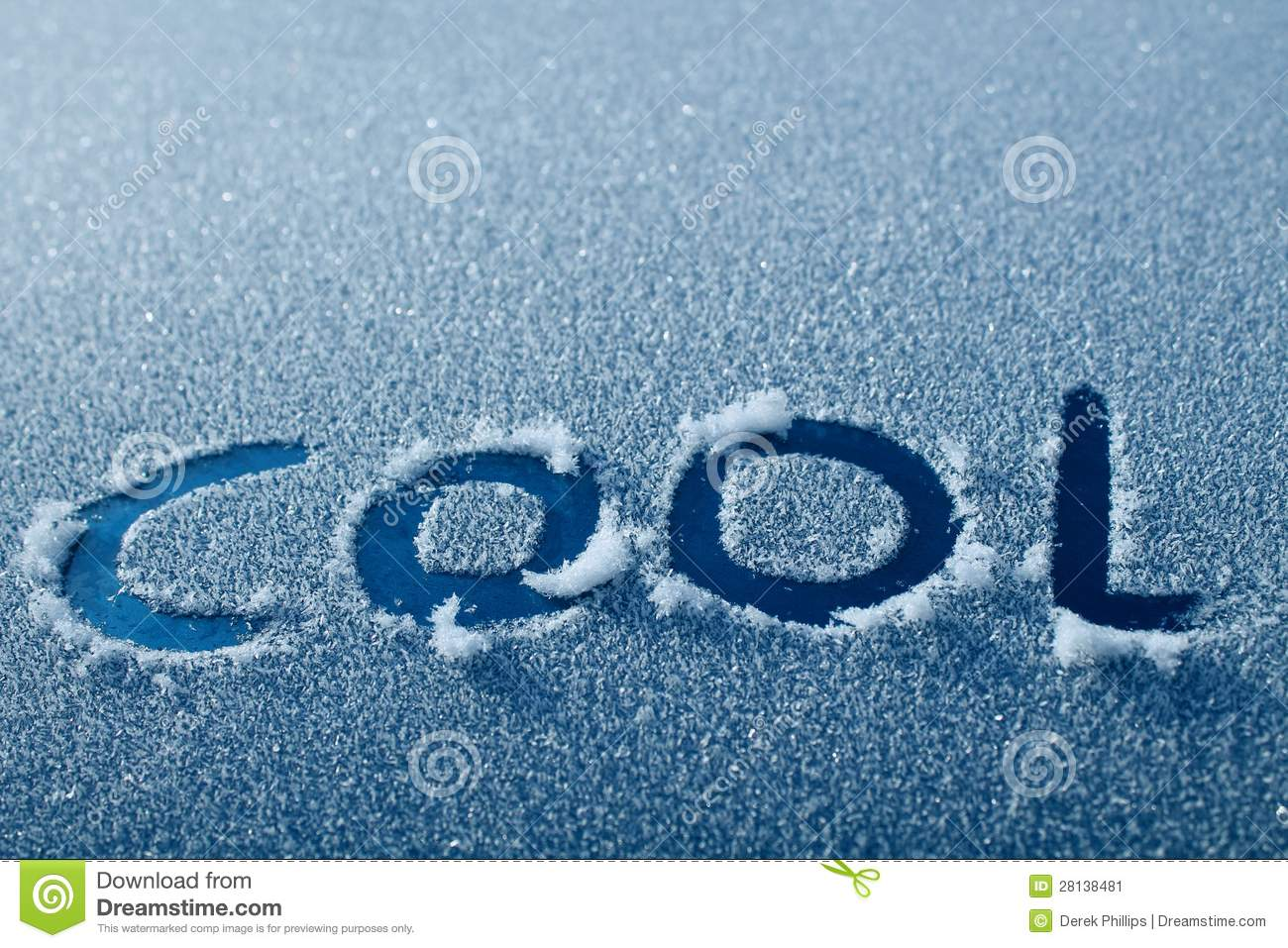 cool word in car frost stock image image of written 28138481