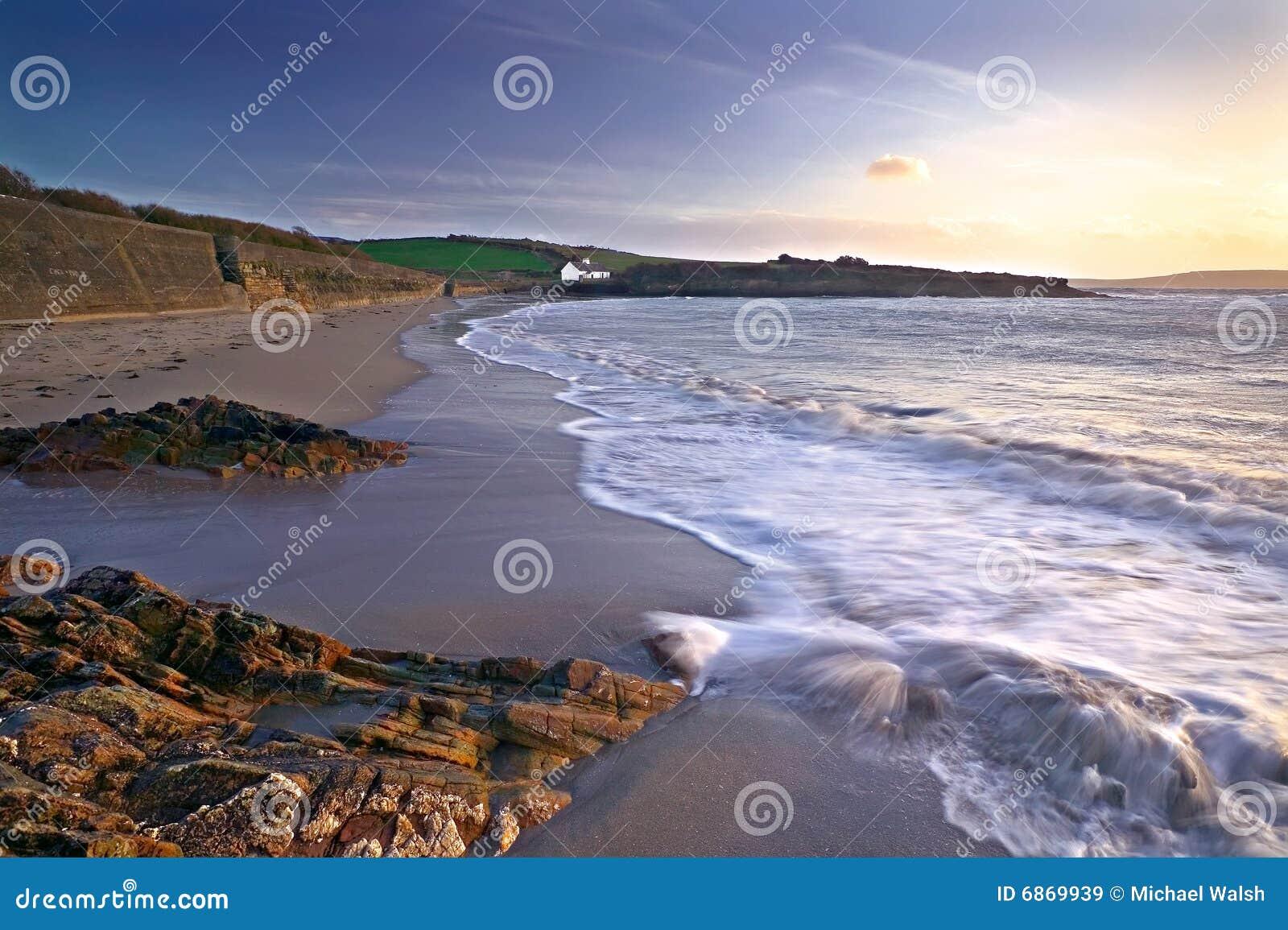 Coolmaine пляжа
