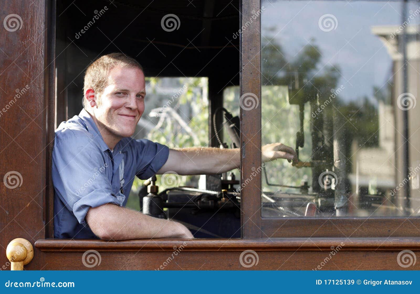 Coordenador do trem