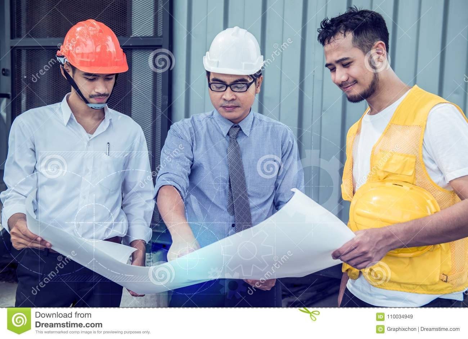 Coordenador e reunião dos trabalhos de equipa
