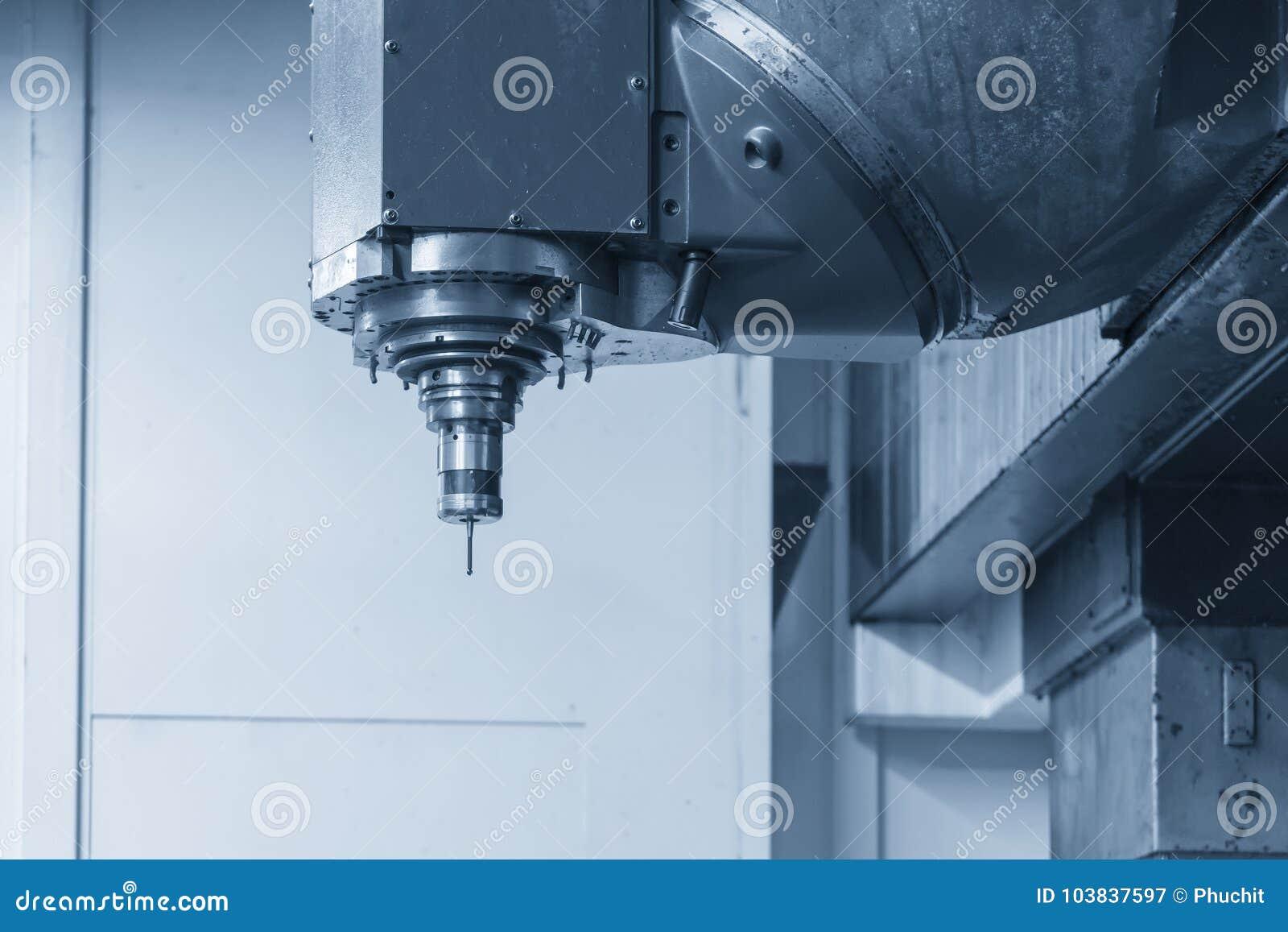The Coordinate Measuring Machine ,CMM Prob Stock Image