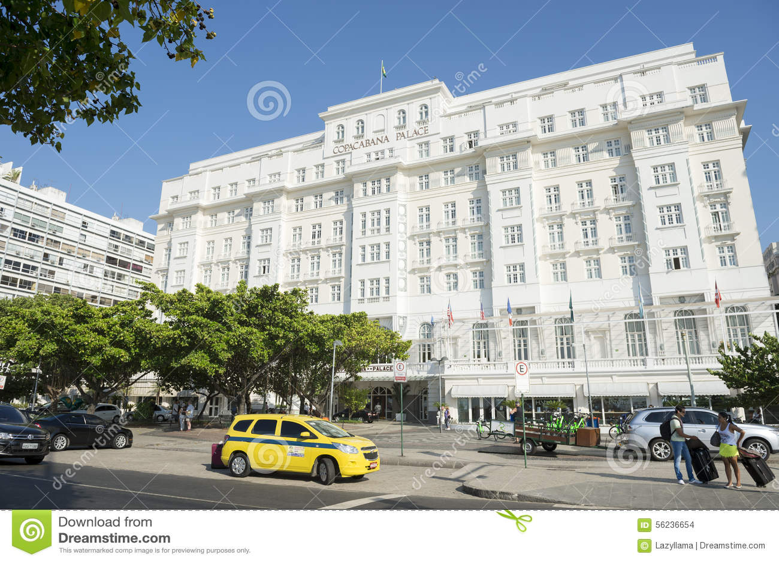 Copacabana palace hotel rio de janeiro editorial stock image Rio design hotel