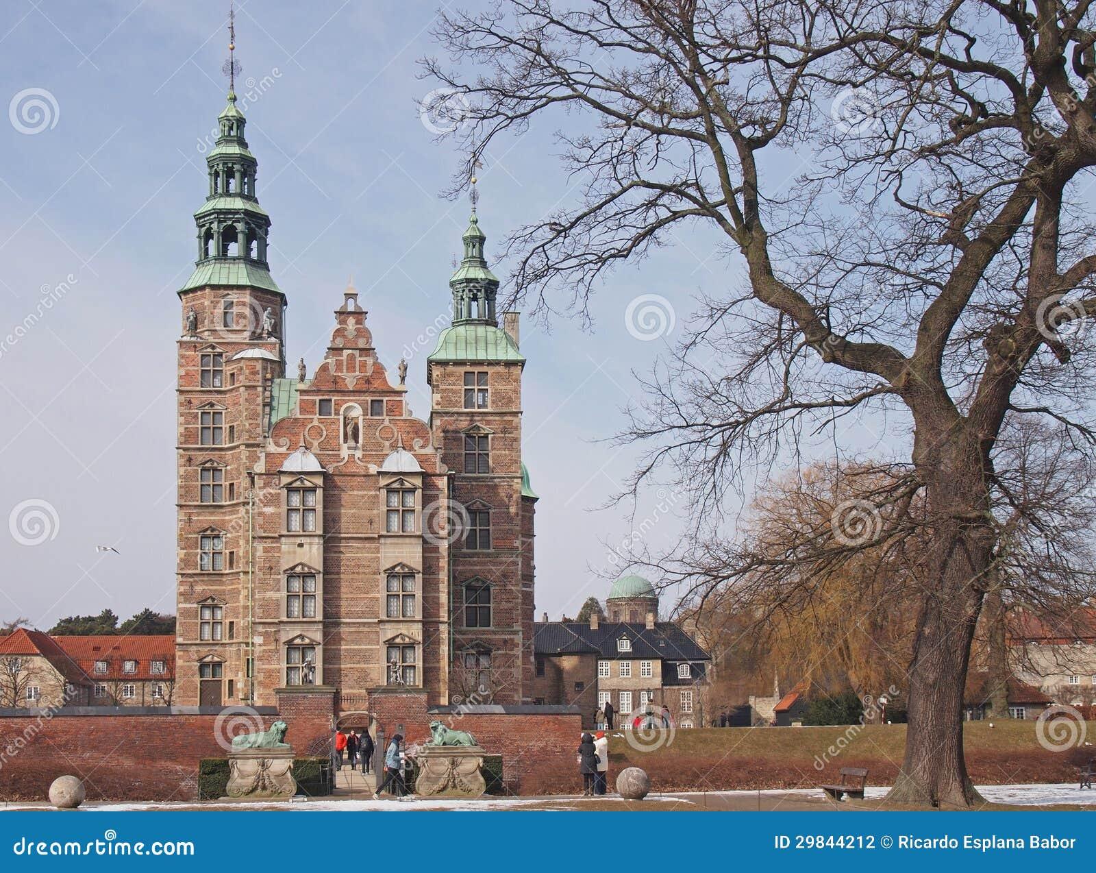 Castelo do renascimento de Rosenborg