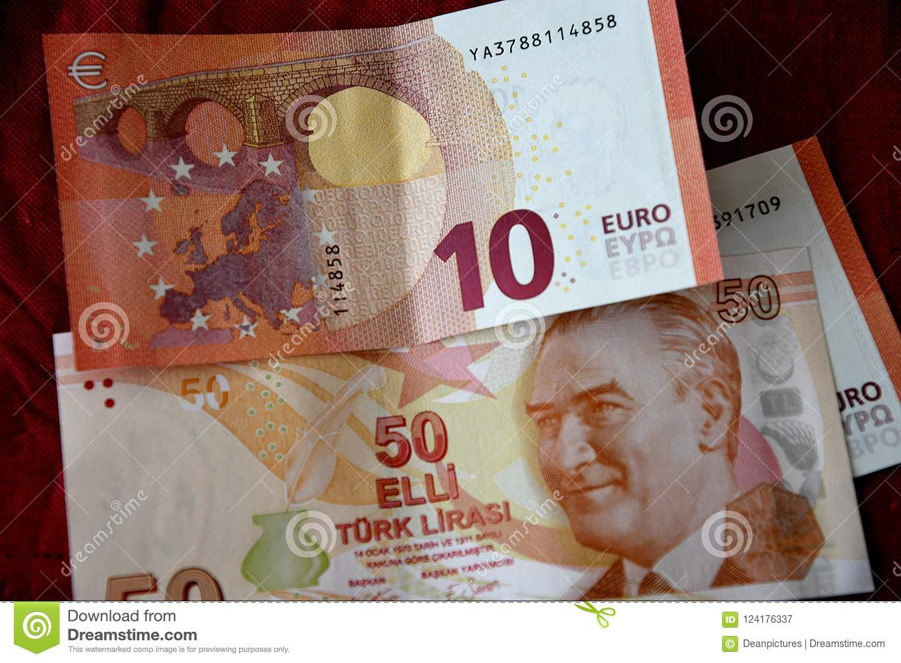 Turkish Lira Vers Usa Dollar And Euro Since Turkey Has Financial Crand Lira Is Low In Rate P O Francis Joseph Dean Deanpictures