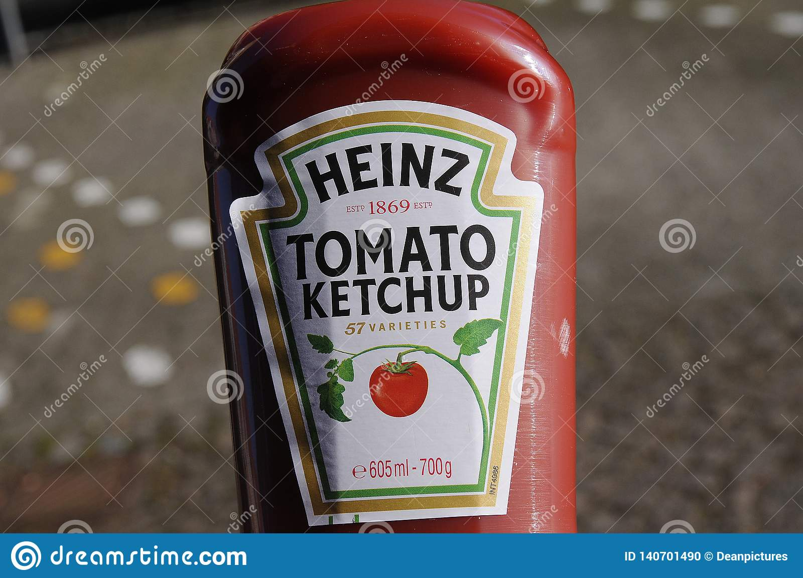 ketchup lidl
