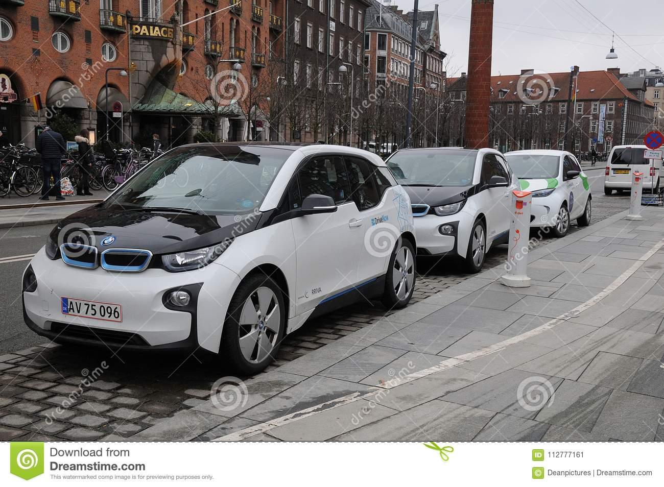 Electric Cars Editorial Photo Image Of Images Finance 112777161