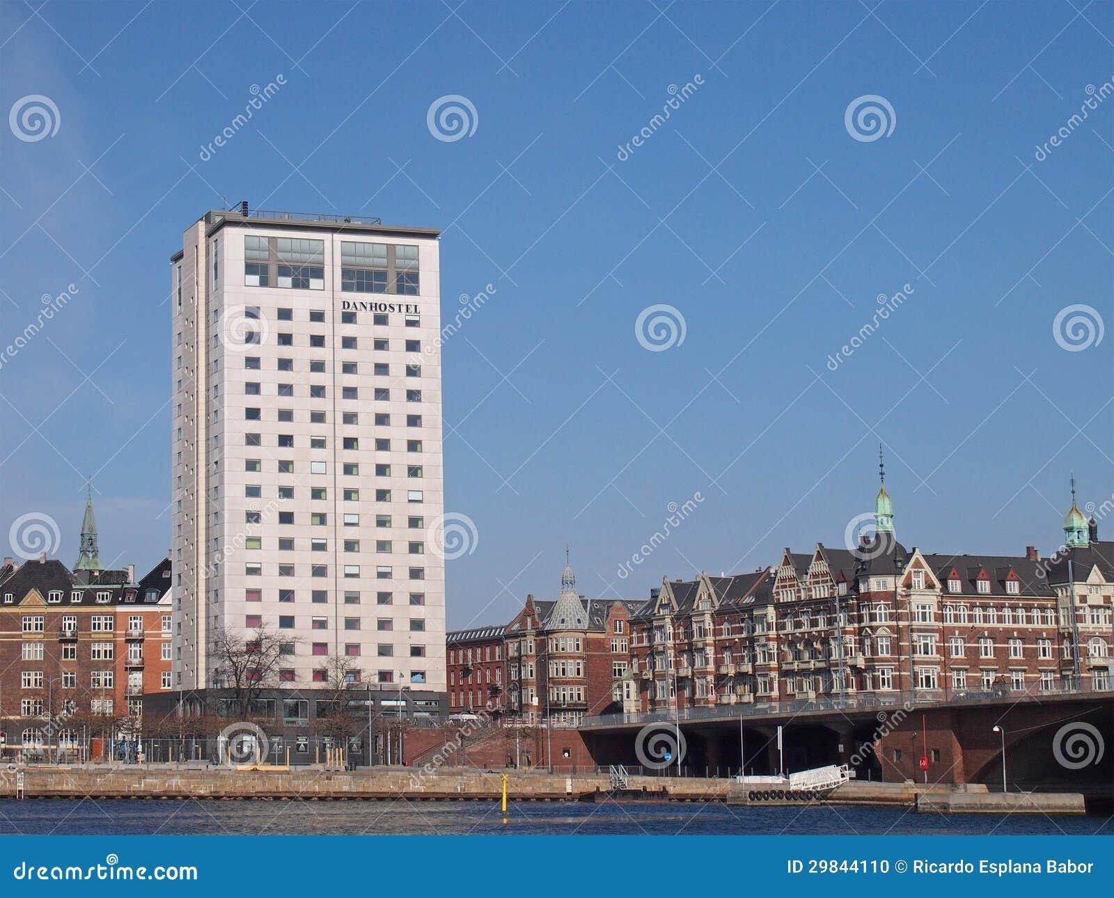 Danhostel copenhagen city editorial image image of for Kopenhagen hostel