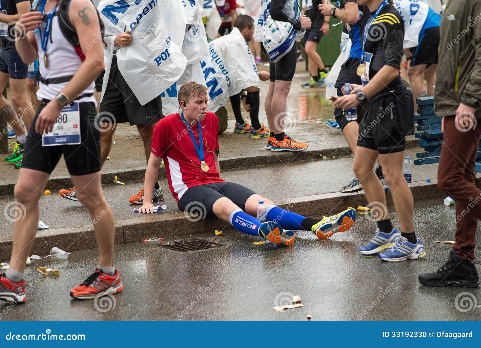 Copenhagen Marathon 2013 Editorial Image - Image: 33192330