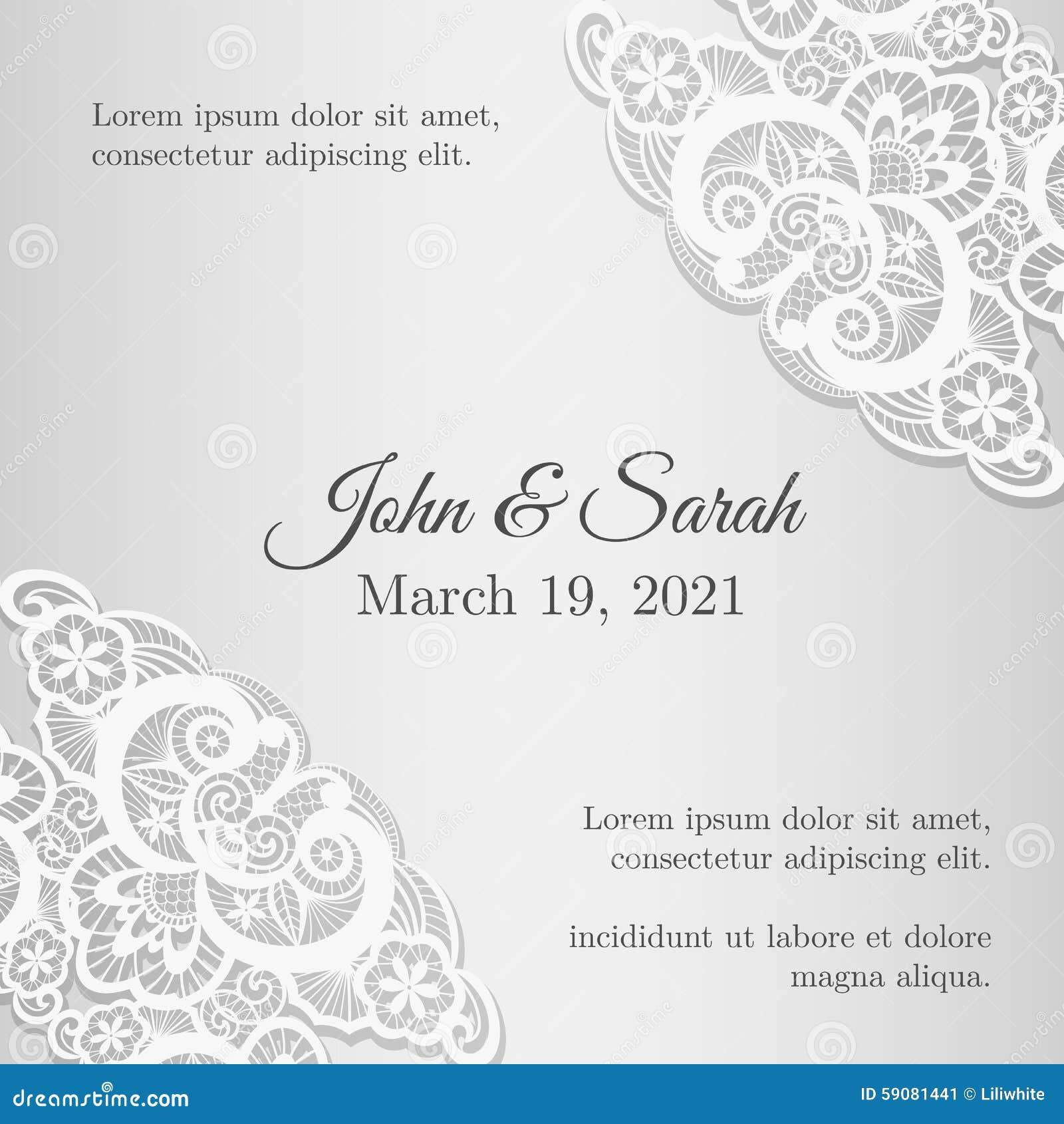 Copertura d 39 annata dell 39 invito di nozze d 39 argento con for Frasi auguri nozze argento