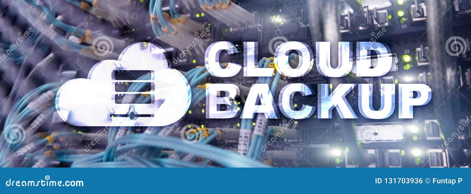Copia de seguridad de la nube Prevención de la pérdida de datos del servidor Seguridad cibernética