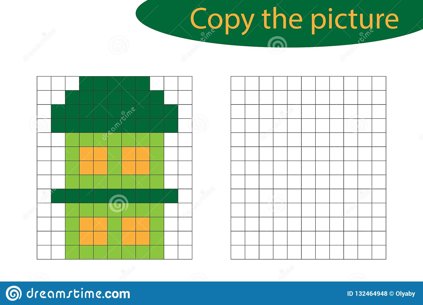 Copiez Limage Art De Pixel Bande Dessinée De Maison La