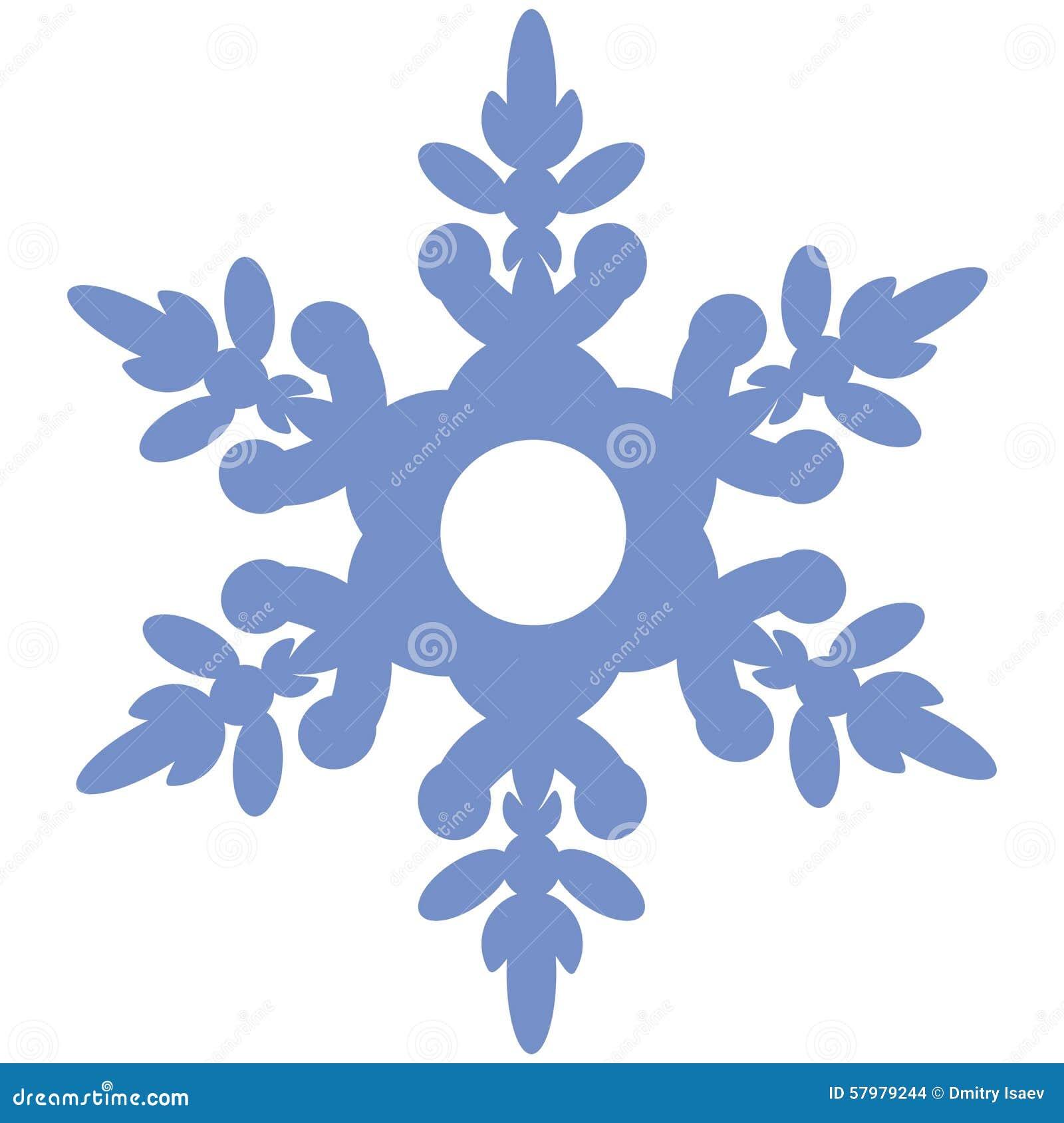 Copo de nieve 02