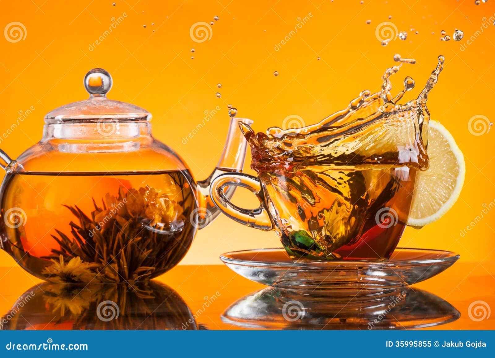 Copo do chá