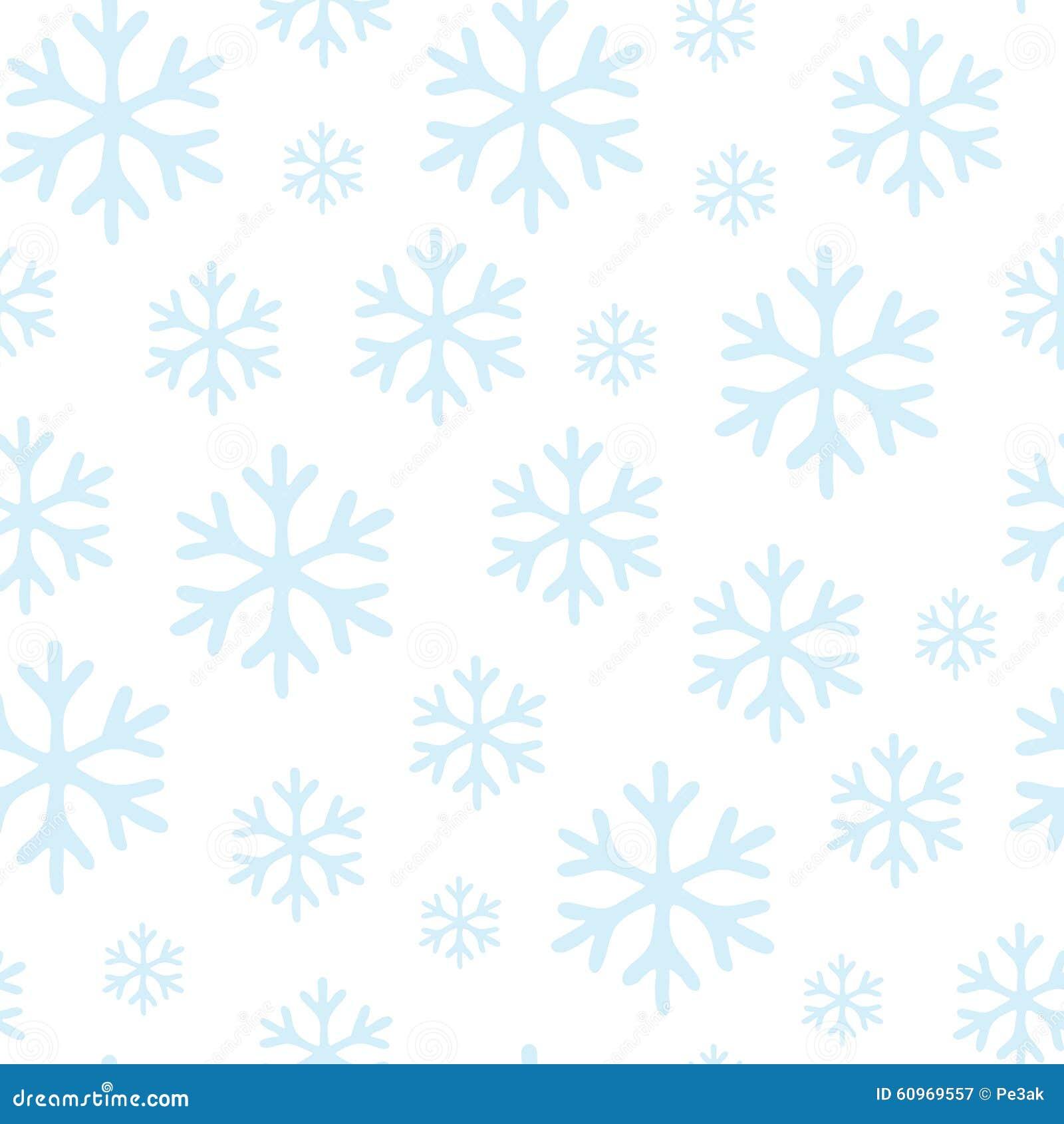 Copos de nieve en modelo incons til del fondo blanco for Blanco nieve