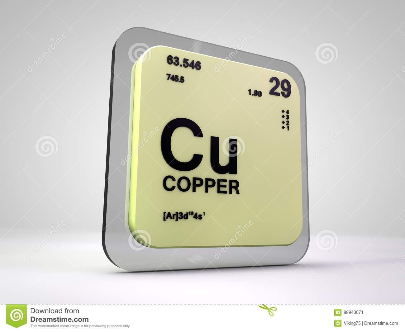 Copper cu chemical element periodic table stock illustration copper cu chemical element periodic table biocorpaavc Choice Image