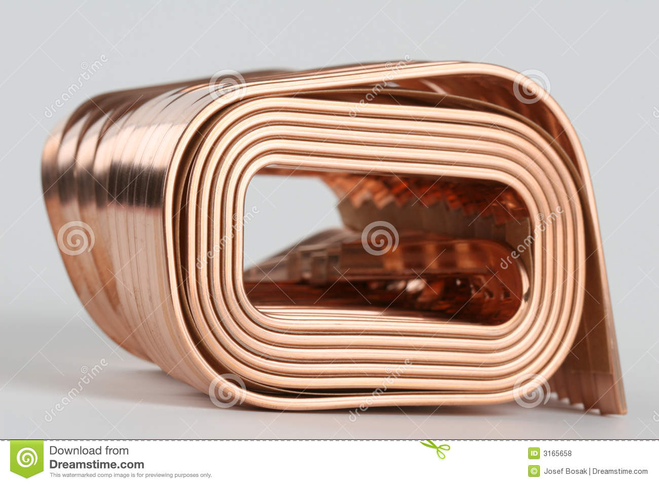how to make a copper coil