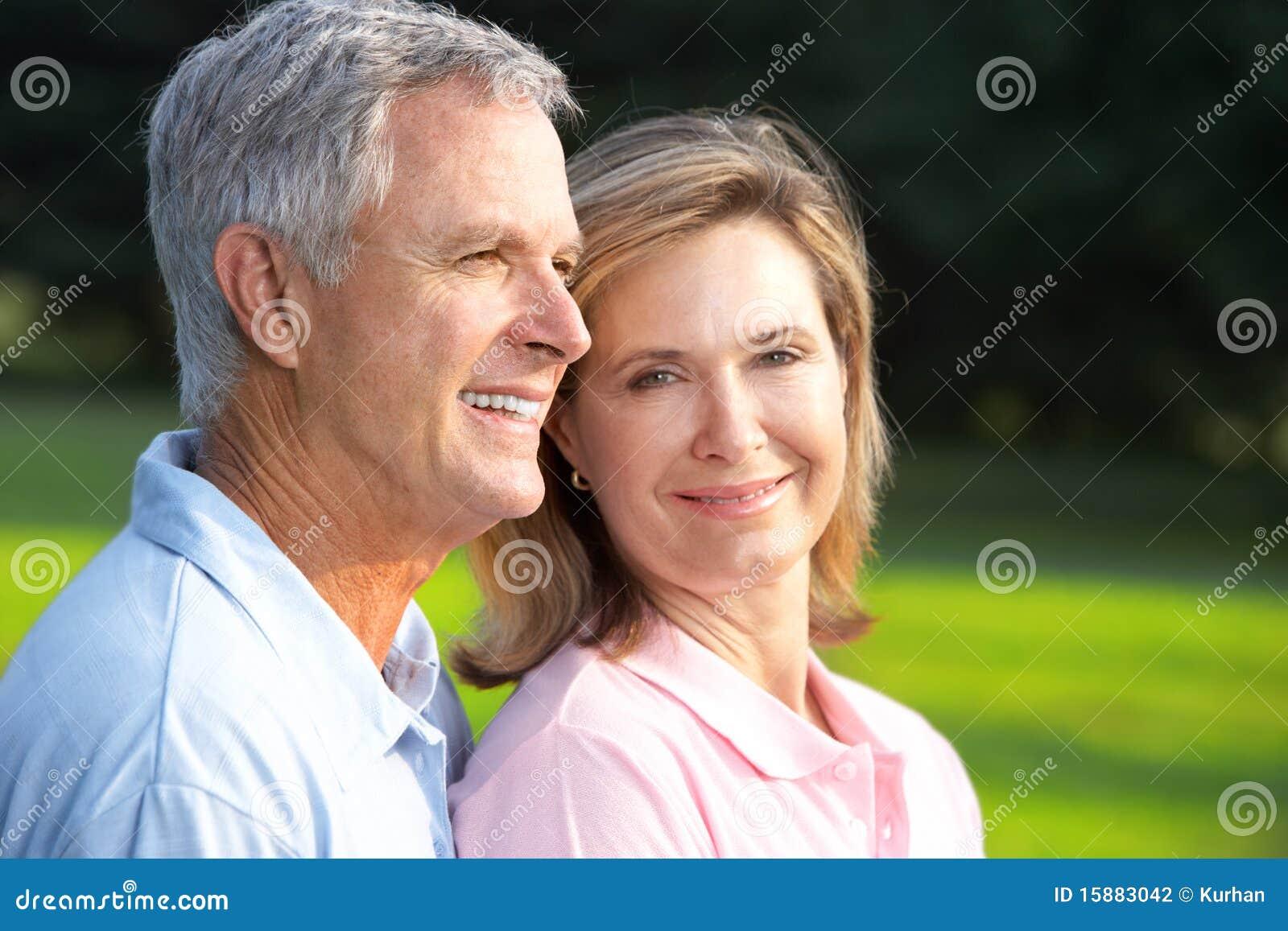 Coppie degli anziani