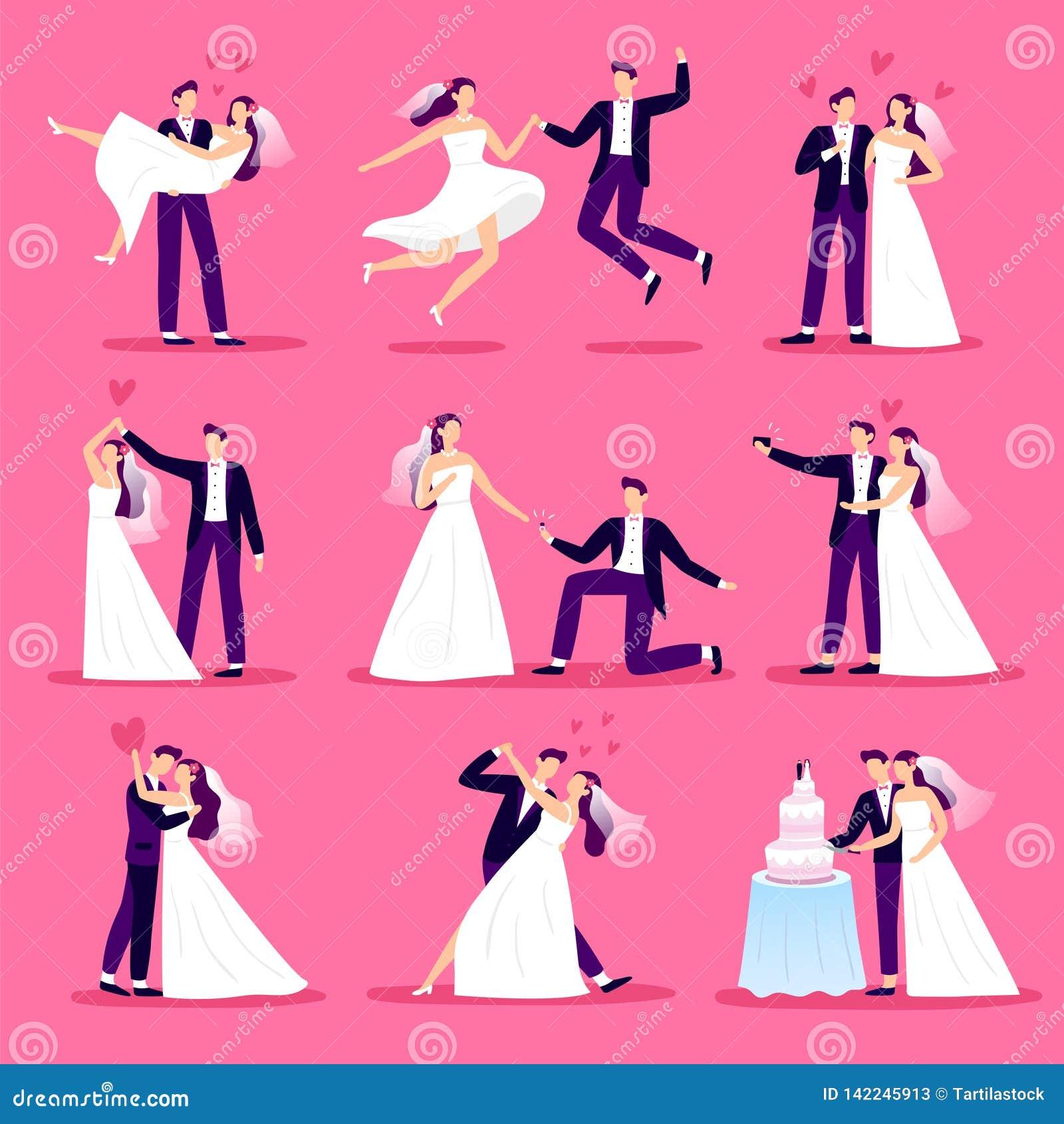 Coppie di matrimonio E r