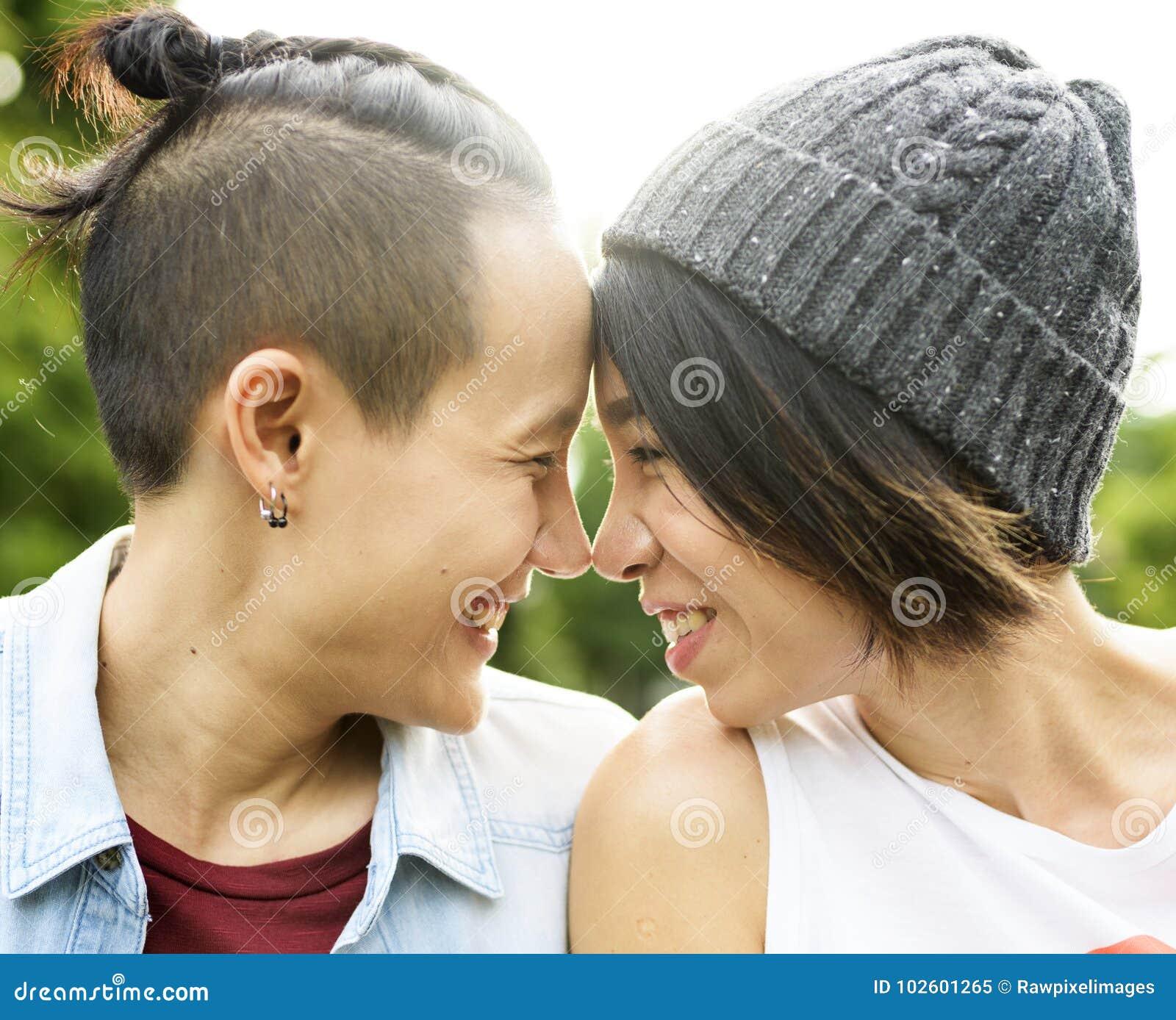 lesbiche asiatiche