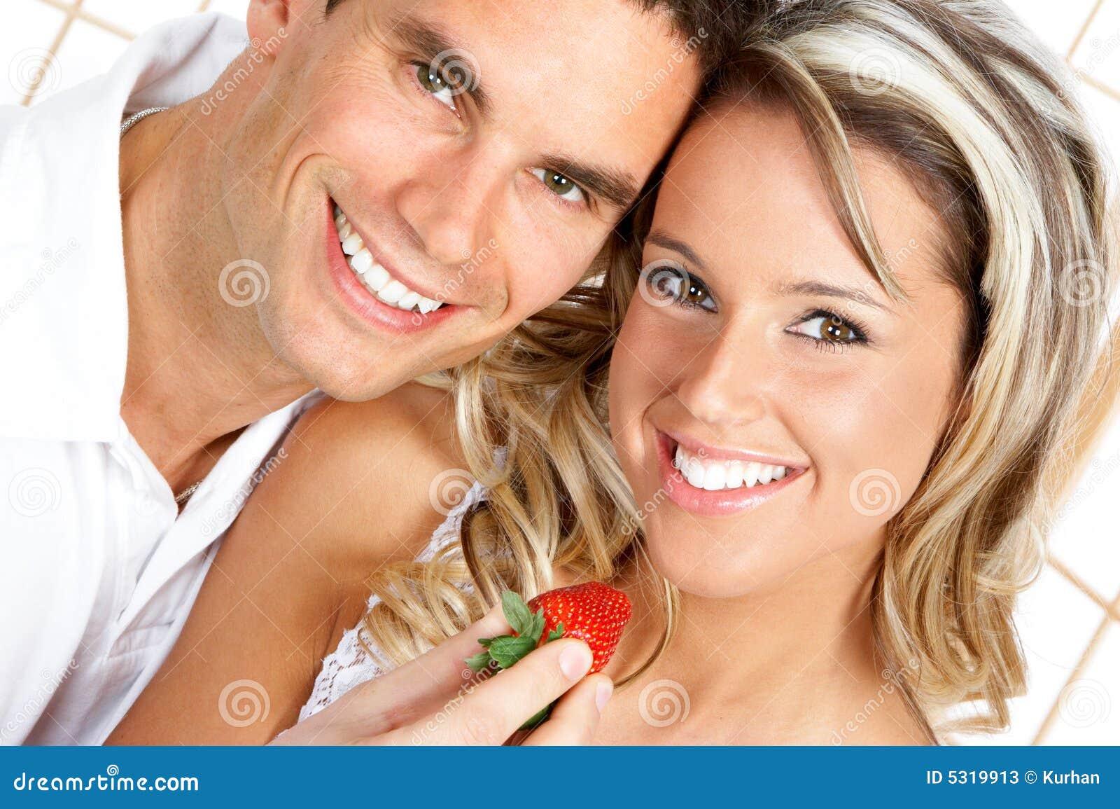 Download Coppie nell'amore immagine stock. Immagine di persona - 5319913
