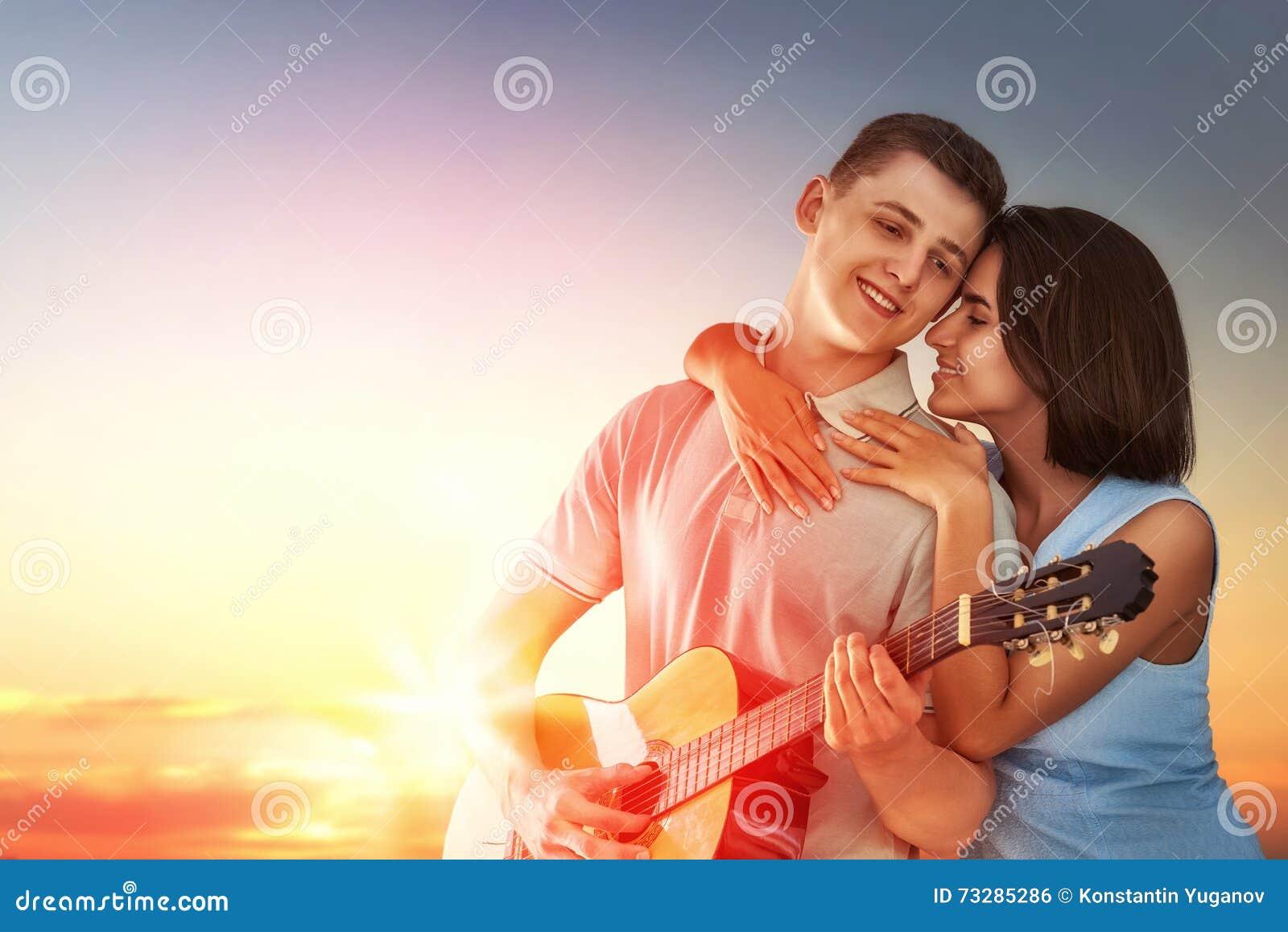 Coppie nell amore