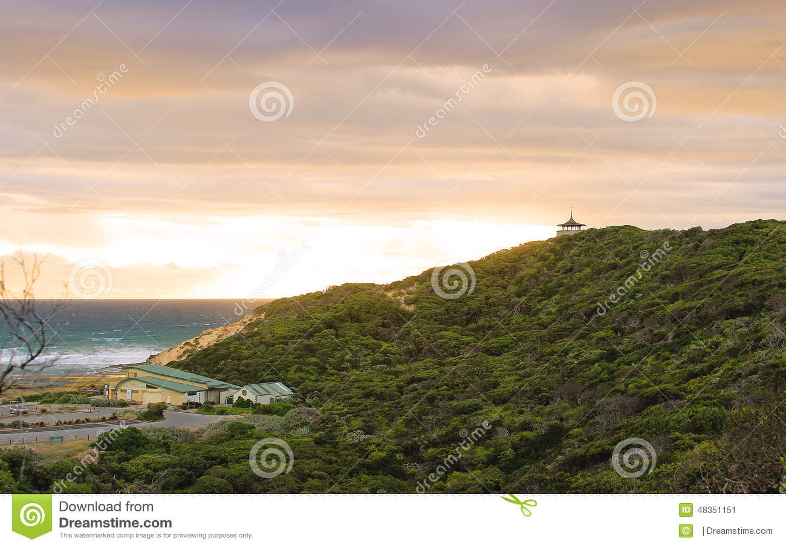 Coppins-Ausblick Sorrent, Australien