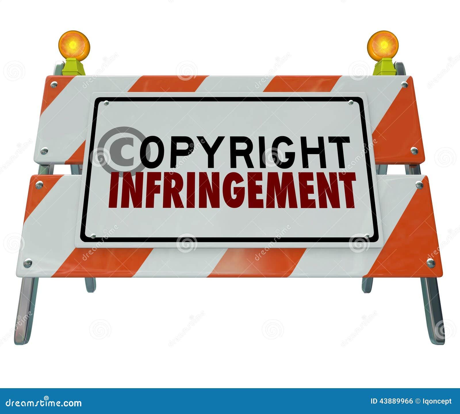 Intellectual Property Violations