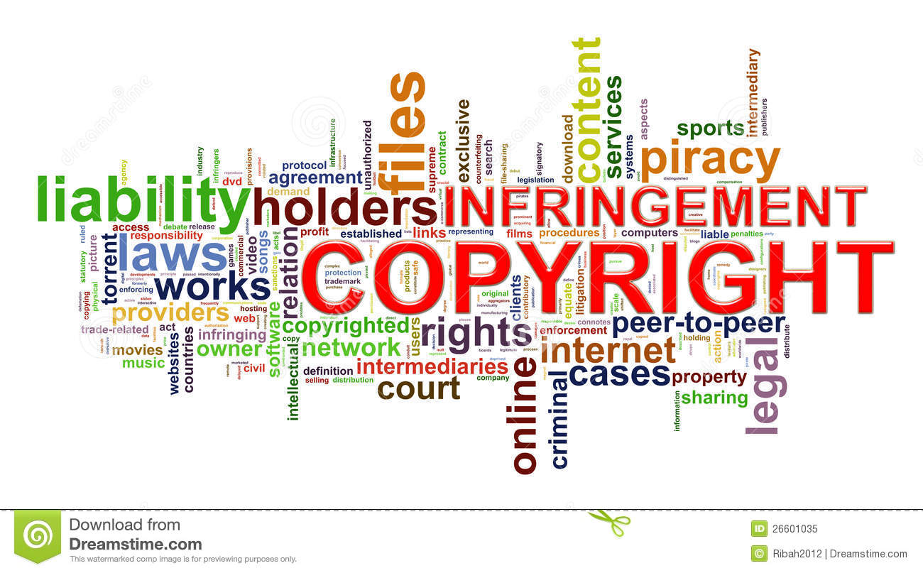 Copyright infringement research papers