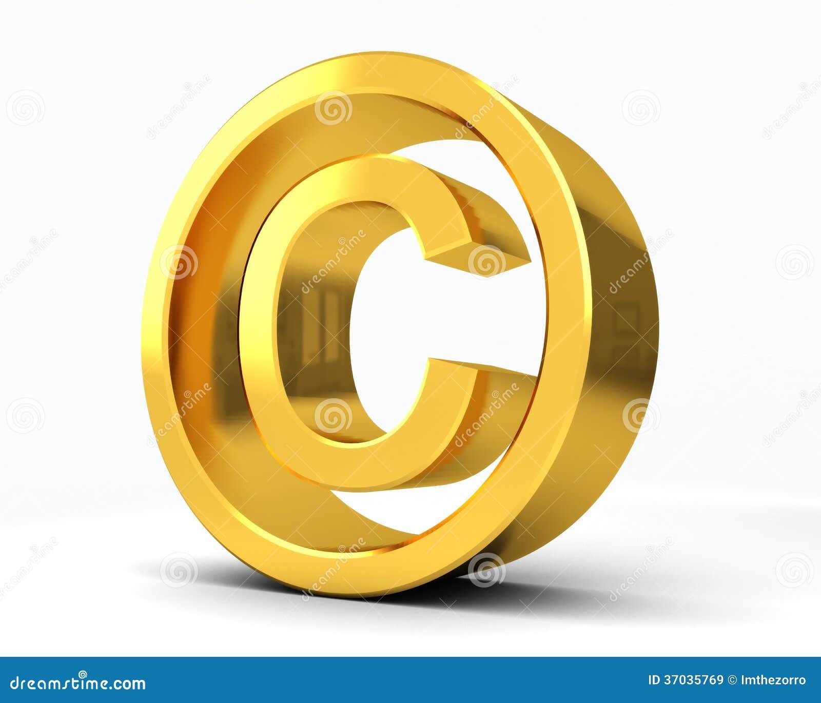 Copyright Registered C Stock Illustration Illustration Of Shiny