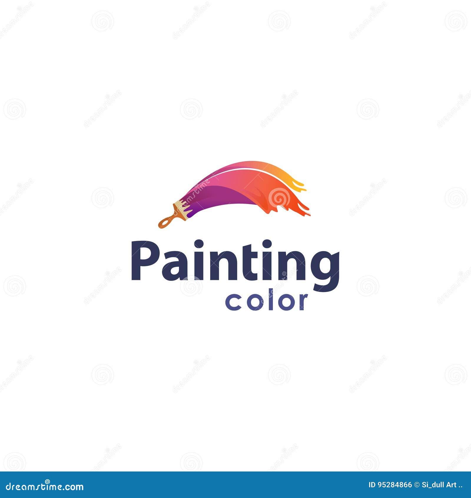Cor da pintura