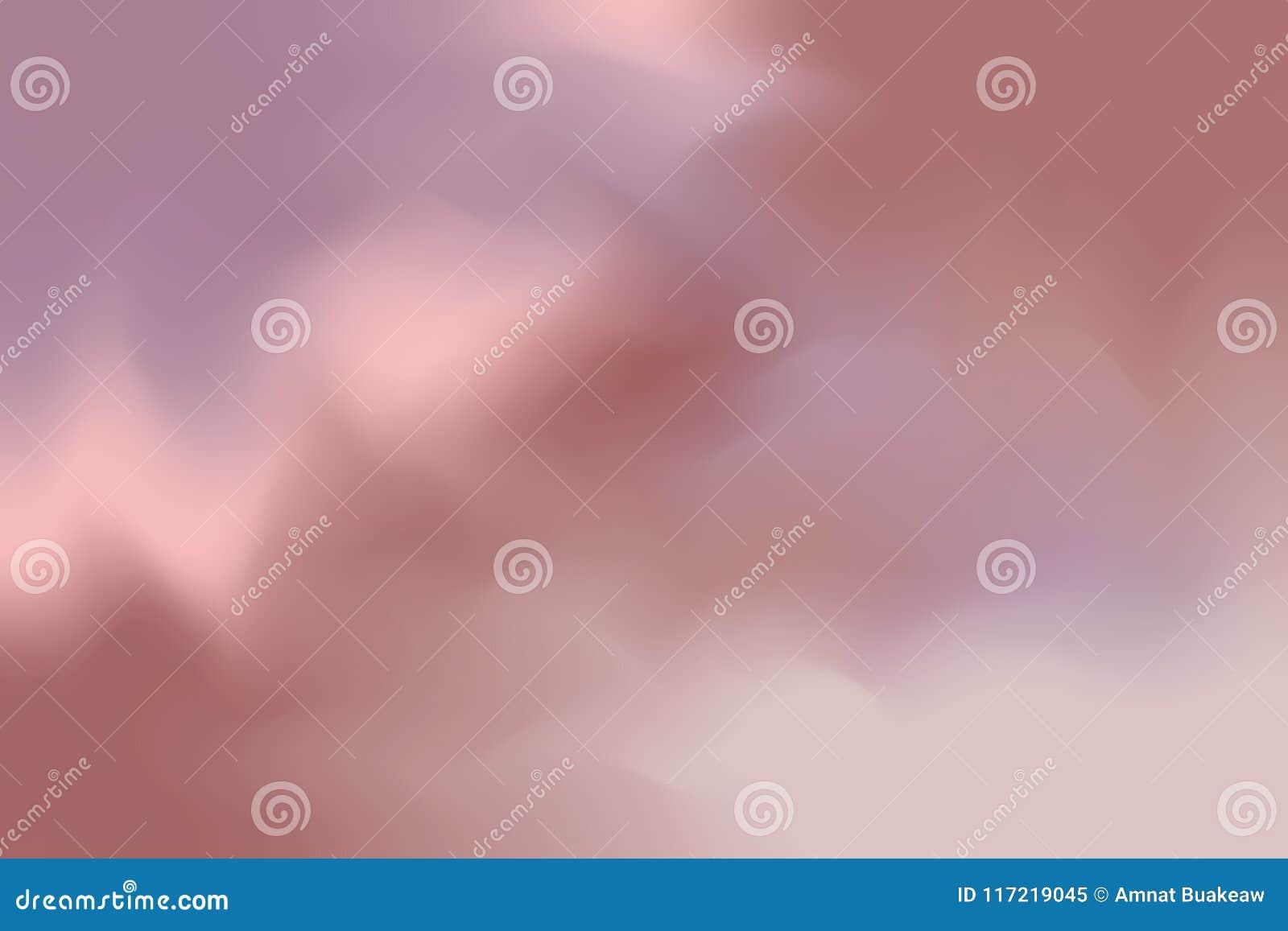 A cor macia roxa de Brown misturou o sumário pastel da arte da pintura do fundo, papel de parede colorido da arte